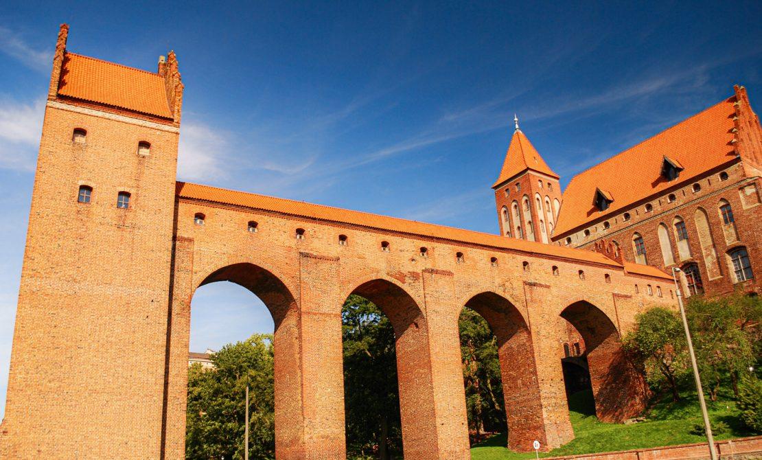 Zamek w Kwidzynie, fot. Pomorskie Travel