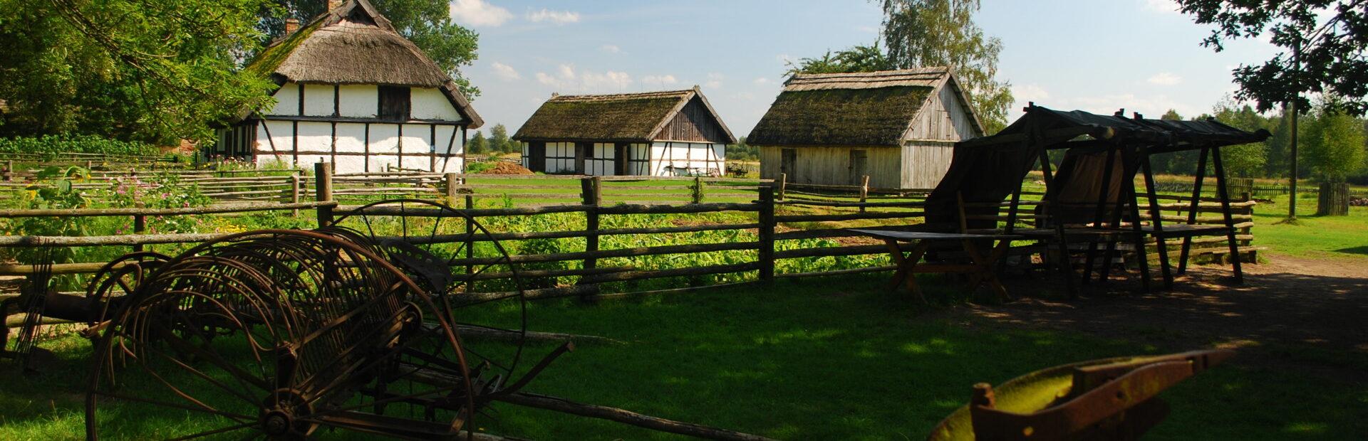 Kluki – Muzeum Wsi Słowińskiej