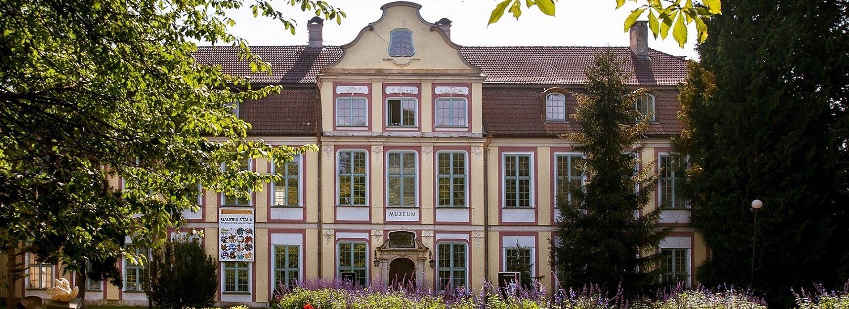Oddział Sztuki Nowoczesnej – Pałac Opatów w Oliwie – oddział MNG