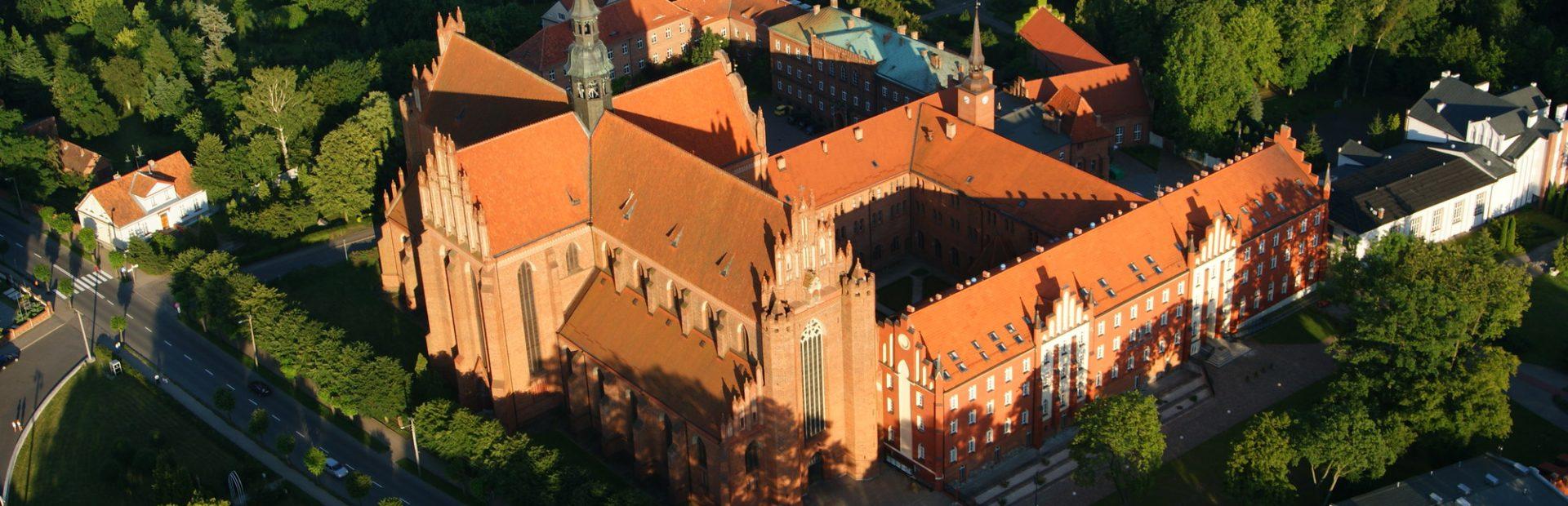 The Cistercian Abbey in Pelplin