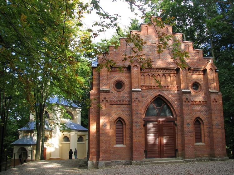 The Calvary church of Wejherowo