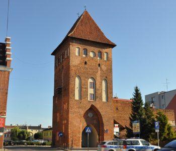 Brama Kwidzyńska, Szpitalna w Prabutach