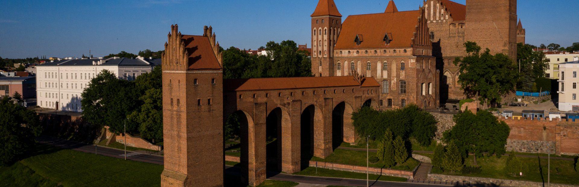 The Castle in Kwidzyn