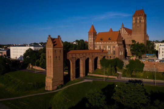Zamek krzyżacki w Kwidzynie, fot. Pomorskie Travel, M.Ochocki