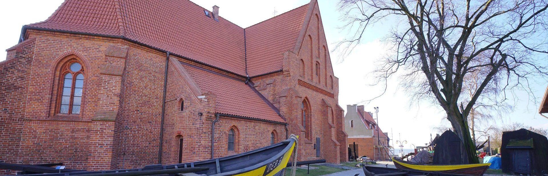 Muzeum Rybołówstwa w Helu (oddział Narodowego Muzeum Morskiego)