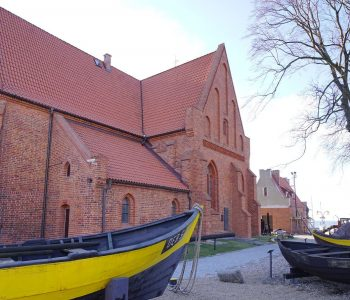The Museum of Fishing in Hel – a department of the National Museum of the Sea