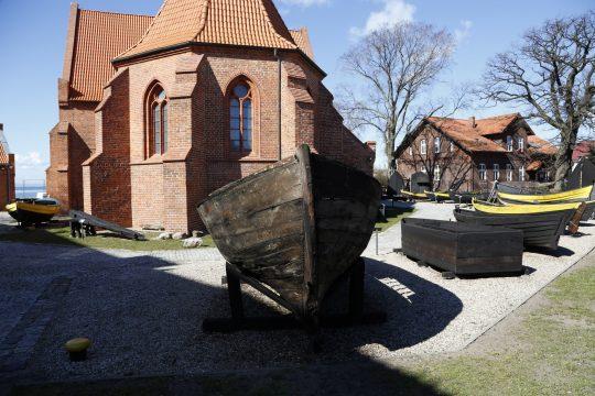 Muzeum Rybołówstwa w Helu, fot. Narodowe Muzeum Morskie