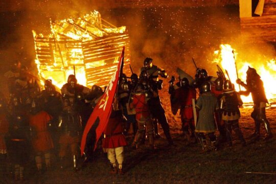 Oblężenie Malborka, fot. materiały organizatora