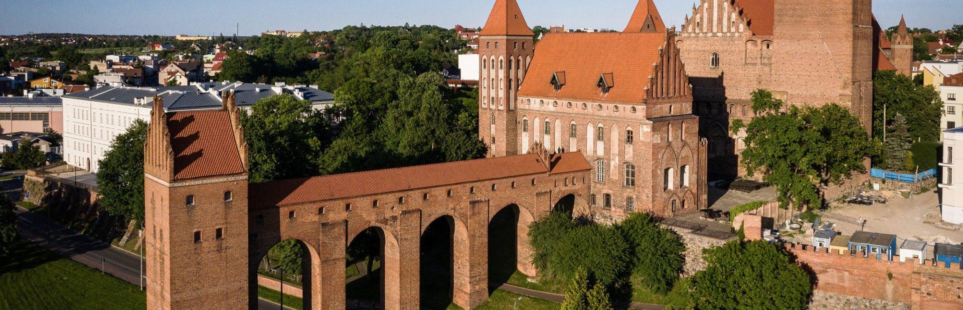 The Castle Museum in Kwidzyn