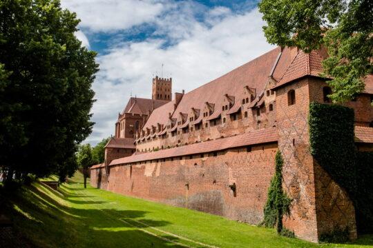 Zamek w Malborku, fot.Pomorskie Travel/M.Ochocki