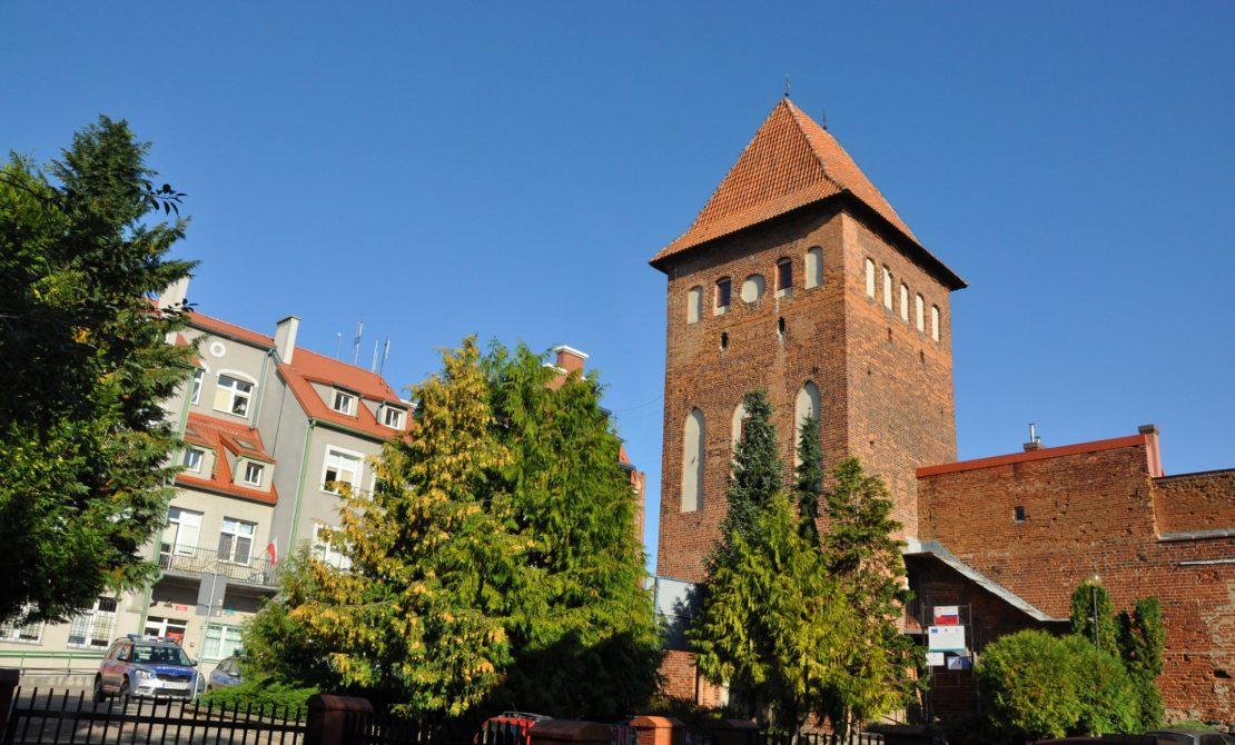 Brama Kwidzyńska, fot. UMiG Prabuty