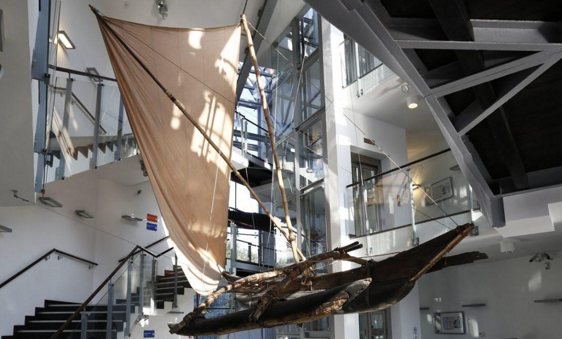 Ośrodek Kultury Morskiej, fot. Narodowe Muzeum Morskie