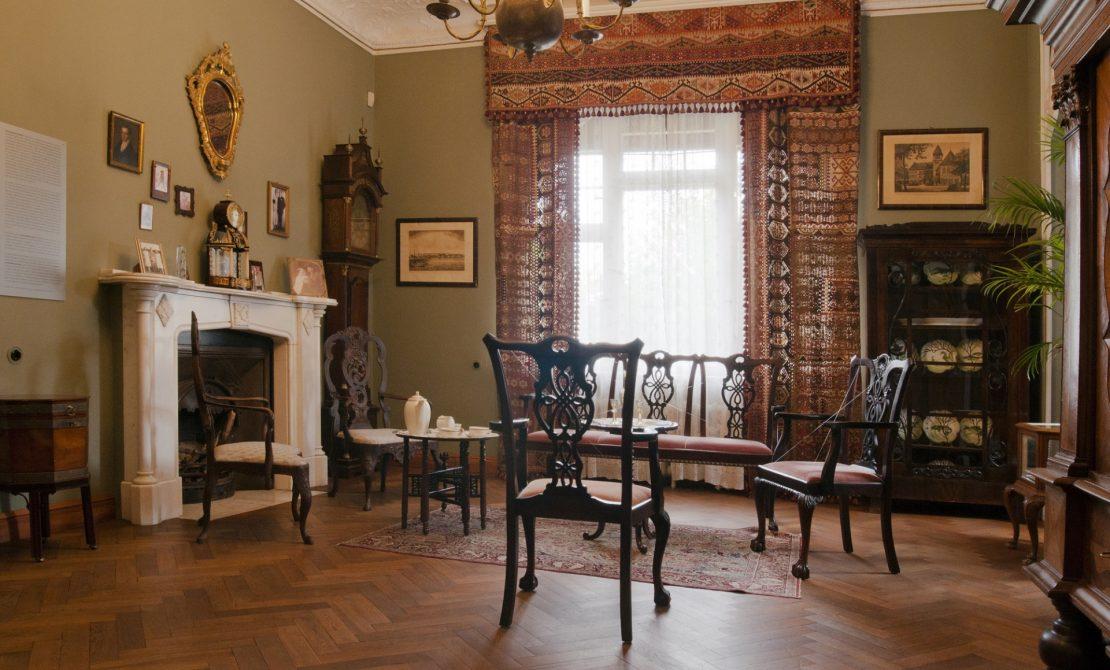 Salon, fot. Muzeum Sopotu
