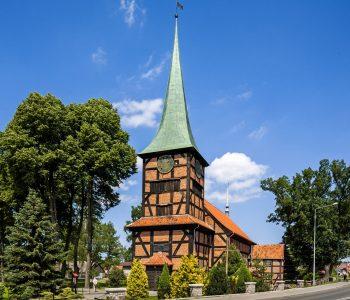 Kościół pw. Najświętszego Serca Pana Jezusa w Stegnie