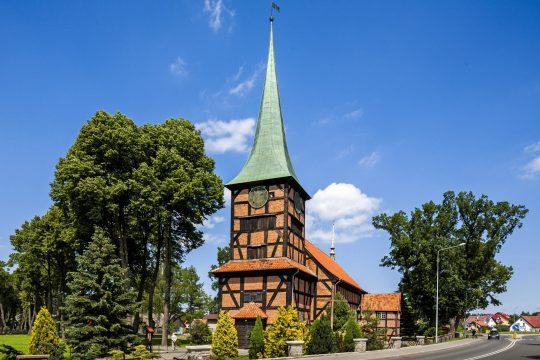 Stegna kościół, fot. UG Stegna