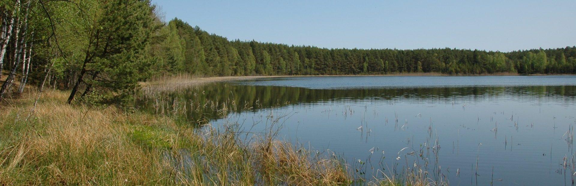 Jezioro Małe Łowne