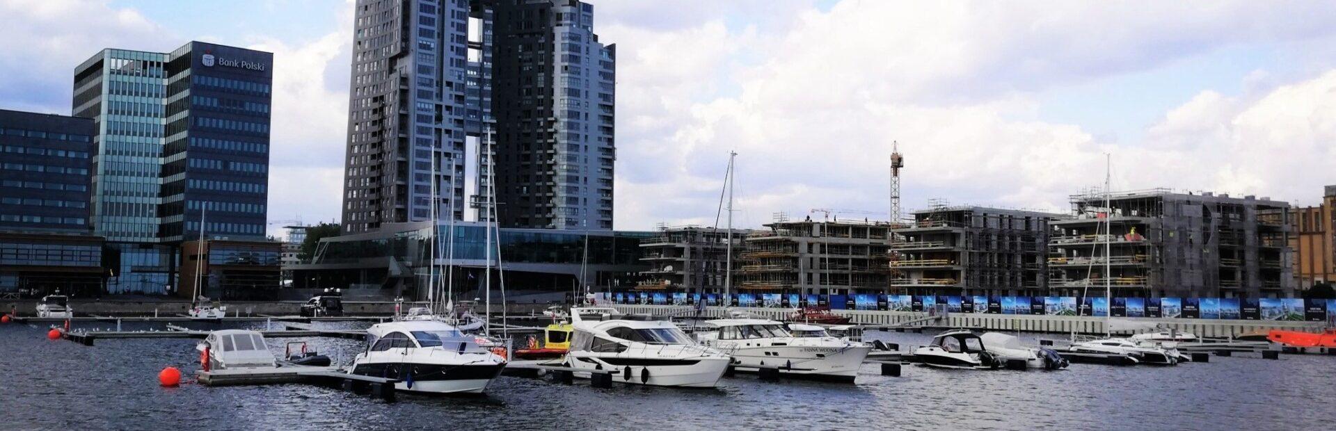 Marina Yacht Park Gdynia