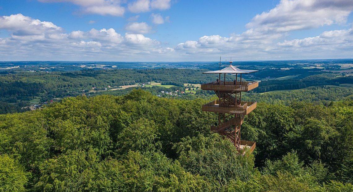 Wieża Widokowa Wieżyca