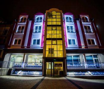 Hotel Baltic**