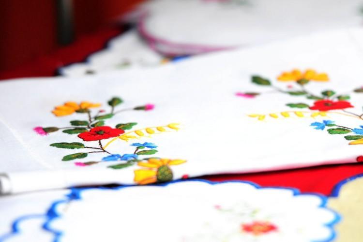 Kociewie embroidery