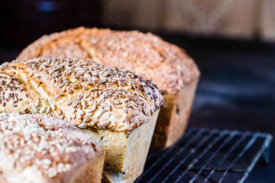 świeży chleb, fot. Łukasz Stafiej