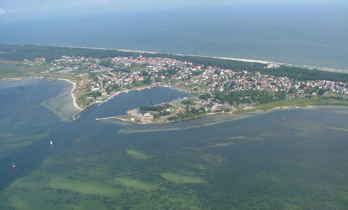 Nadmorski Park Krjobrazowy, fot. Jarosław Sitkowski Nadleśnictwo Choczewo