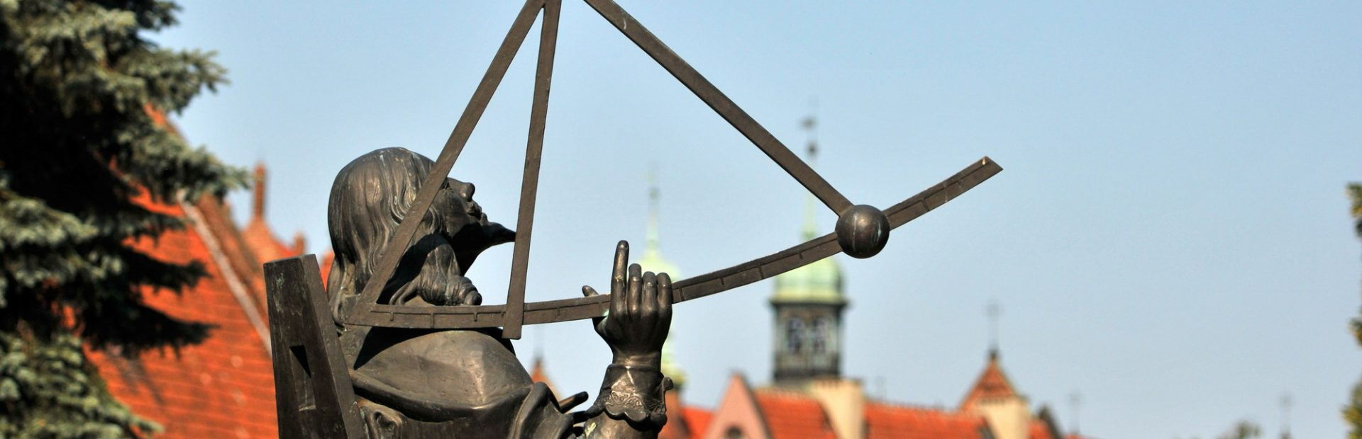 Hewelius Telescope, Polish Da Vinci lived in Gdansk
