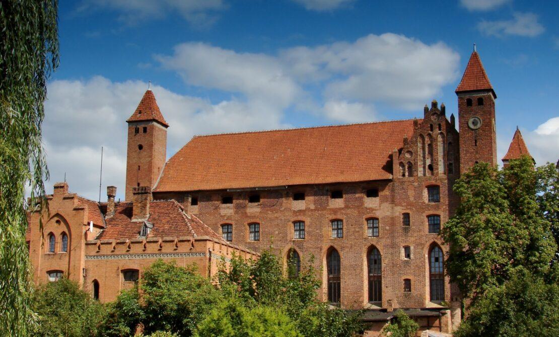 Zamek w Gniewie, fot. Pomorskie.Travel