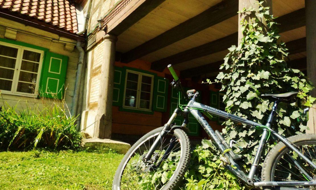 wycieczka rowerowa po zulawach