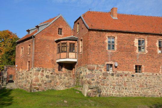 Zamek w Sztumie, fot. Pomorskie Travel