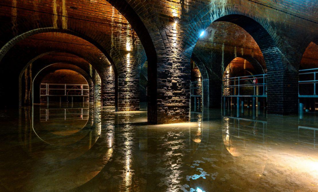 Zbiornik Stara Orunia, fot. materiały promocyjne GIWK