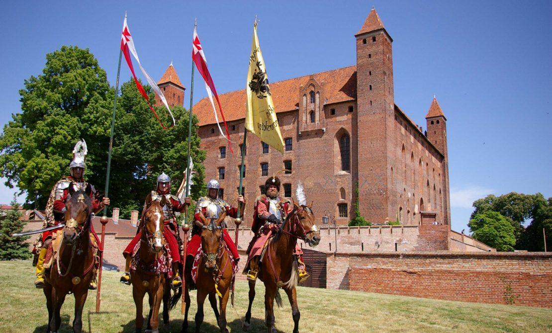 Vivat Vasa Zamek w Gniewie, fot. Pomorskie Travel