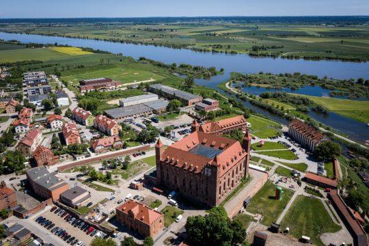 Zamek w Gniewie, fot. Pomorskie Travel/M.Ochocki,