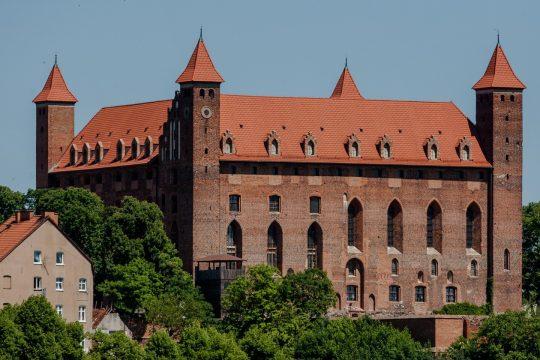Zamek Gniew, fot. Pomorskie Travel/M. Ochocki
