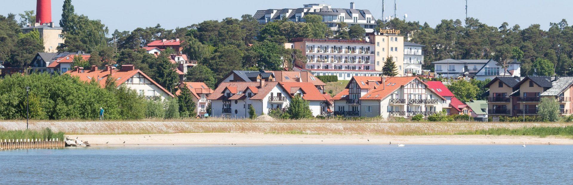 Krynica Morska – urokliwa miejscowość między Bałtykiem a wodami Zalewu Wiślanego