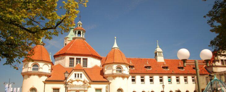 Balneological Resort in Sopot