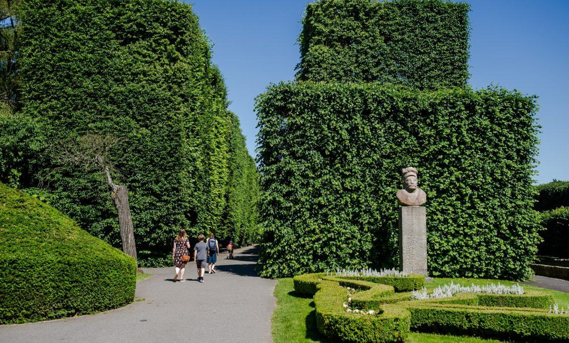 Park Oliwski, Droga do wieczności, fot. Pomorskie Travel