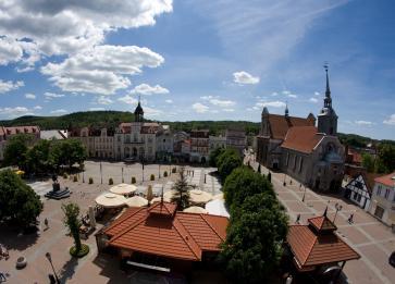 An idea for the trip: Wejherowo