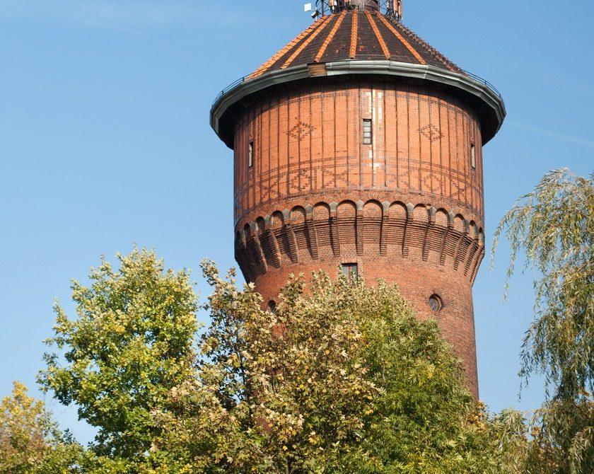 Wieża cisnień, fot. Urząd Miejski w Tczewie