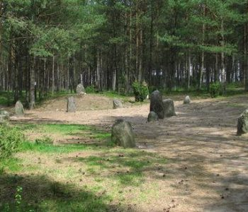 """Reserve """"Stone Circles"""" in Odry"""