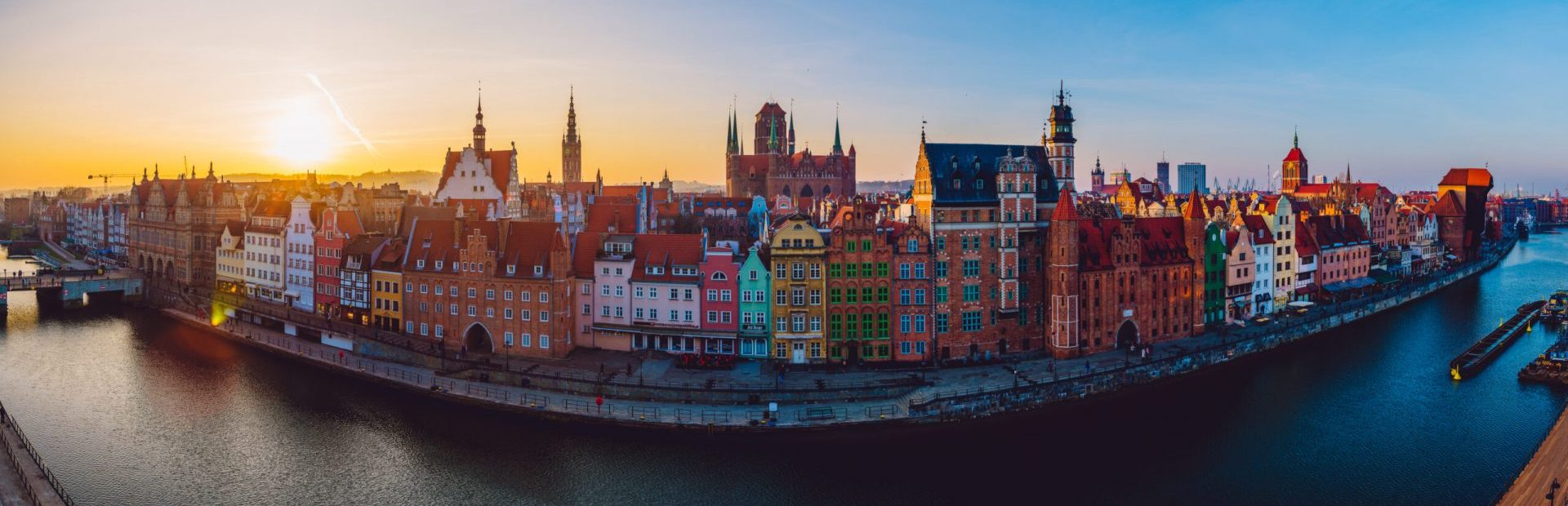 The Main Town of Gdansk