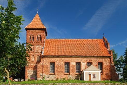 Kościół pw. Św. Antoniego w Rakowcu