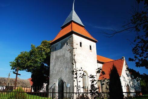 Kościół pw. Najświętszej Marii Panny w Swołowie