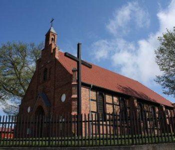 Kościół pw. Najświętszego Serca Jezusa w Borzytuchomiu