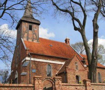 Kościół pw. św. Jakuba Apostoła w Dzierżążnie