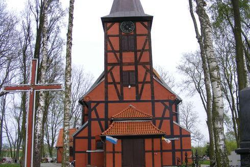 Kościół pw. Matki Boskiej Częstochowskiej w Kiezmarku