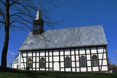 Kościół pw. Chrystusa Króla w Kołczygłowach