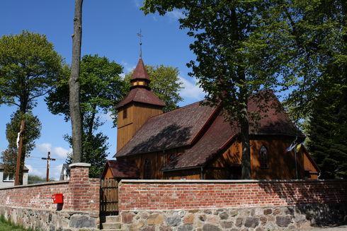 Kościół pw. Św. Katarzyny w Brzeźnie Szlacheckim