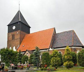 Kościół pw. Św. Jakuba Apostoła w Ostrowitem
