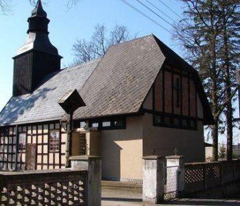 The Holy Family Church in Bińcze